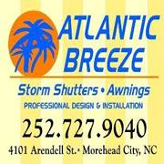 Atlantic Breeze Storm Shutters