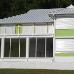 Roll Shutters Security, Storm protection