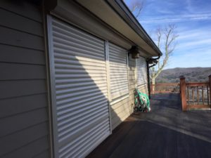Hurricane Shutters Greensboro