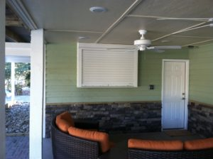 Rolling Shutters Topsail