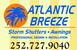 NC Hurricane Storm Shutters and Awnings