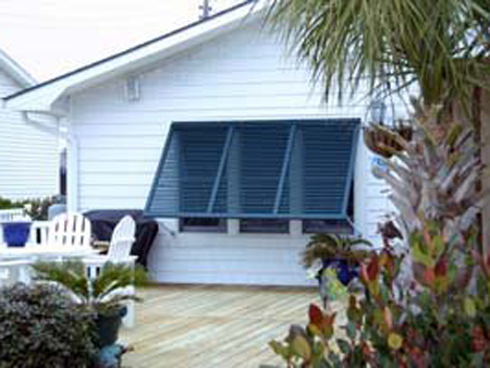 Hurricane Shutters Bahama Shutters Coastal North Carolina